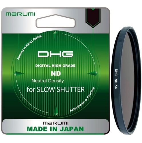 MARUMI 58MM Natural Density ND8 DHG Light Control Filter